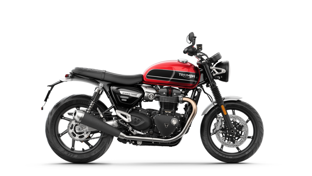2019 SPEED TWIN