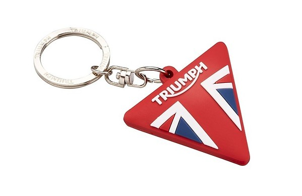 Triumph Union Keyring
